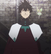 Yuno as Royal Knight