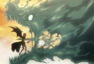 Kelangsungan Raungan Naga Laut