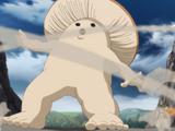 Towering Mr. Mushroom