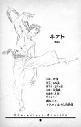Kiato Character Profile