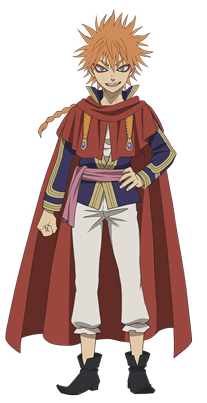 Leopold anime profile