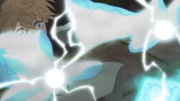 Luck leads his opponent towards Asta