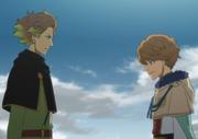 Langris confronts Finral