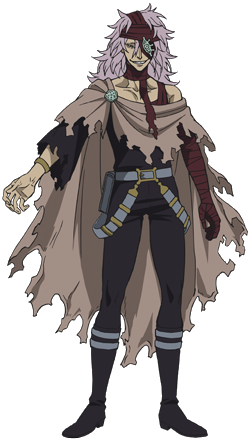 Rades anime profile