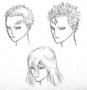 Mars initial concept head