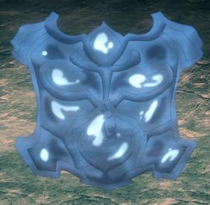 Escudo del Dios del Mar