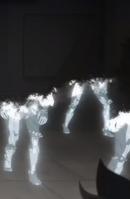 Fantoches de talos sendo criados