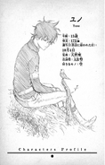 Yuno Characters Profile