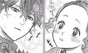 Charmy mira a Yuno