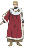 Julius anime profile
