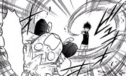 Young Yuno and Asta training