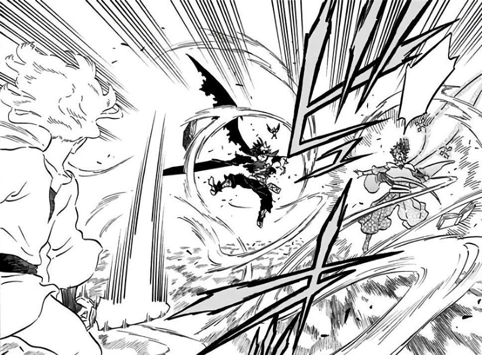 Asta and Yuno vs  Licht | Black Clover Wiki | FANDOM powered