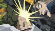 Asta knocks out Shidan