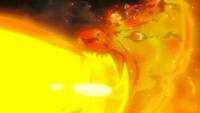 Fuegoreon great fire lion roar