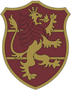 Crimson Lion Insignia