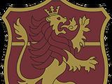 Rey León Carmesí