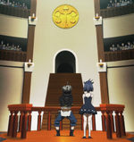 Magic Parliament