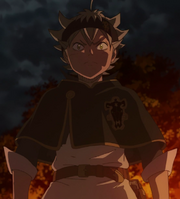 Asta becomes a full-fledged Black Bull member