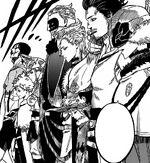 Todos los Capitanes reunidos