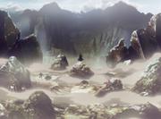 Zenon defeats a Diamond Kingdom army