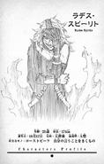Rades Spirito Character Profile