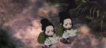 Charmy and Grey visit a jungle