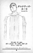 Damnatio Kira Character Profile