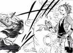 Asta and Sekke - Exam Battle