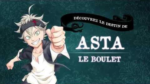 Black Clover - Bande-annonce Manga