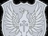 Águila de Ala Plateada