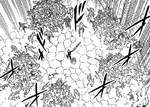 Asta defeats hundred of corpses