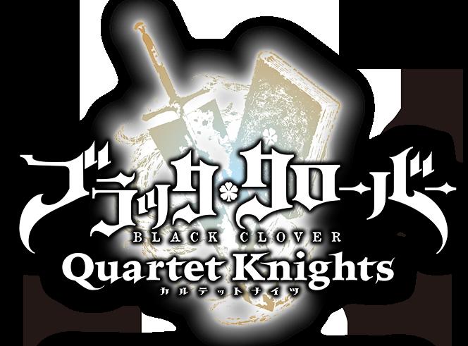 black clover quartet knights julius