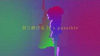 Clover×Clover(梶原岳人&島﨑信長)『POSSIBLE』Lyric Video