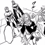 Noelle forced to leave the banquet by her siblings