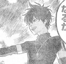 Yuno en el capítulo 1