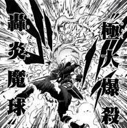 Maximum Exploding Fireball