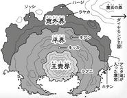 Clover Kingdom layout