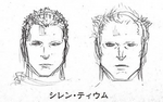 Siren initial concept head