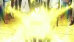Yuno receives his grimoire
