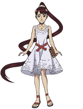 Kahono anime profile