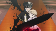 Asta protects Marie from execution