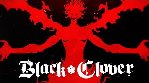 Black Clover - Official Opening 6 Rakugaki Page
