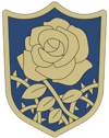 Blue Rose Insignia