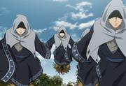 Mage Warriors uniform