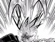 Second Demon Beast attack spell