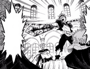 Asta declares his ascension to Emperor