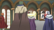 Asta declares his ascension to Emperor
