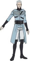 Heath anime profile
