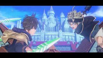 Black Clover Quartet Knights - Announcement Trailer PS4, PC