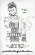 Gadjah Character Profile